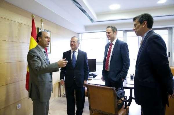E.ON quiere mantener su sede social e inversiones en Cantabria