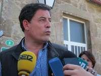 Besteiro defiende que la situación de la alcaldesa de Viveiro no necesita aplicar el código ético del PSOE