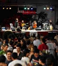 El cuarteto Los Gatunos da Noite ofrece el martes el segundo concierto del ciclo 'Jazz en el Patio'