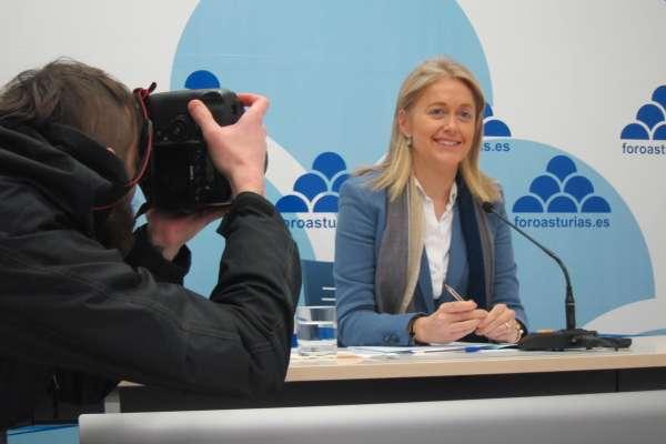 Coto (Foro) pide la declaración de fiesta de interés turístico para la Primera Flor de Grado