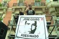 Familiares, amigos y compañeros de José Couso exigen justicia en el 12º aniversario de su muerte