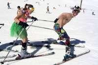Sierra Nevada abre este lunes la temporada de primavera con todo el desnivel esquiable