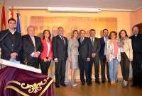 José Julián Gregorio jura su cargo como delegado del Gobierno expresando su voluntad de