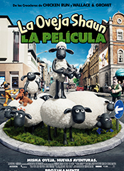 La oveja Shaun: La pel�cula