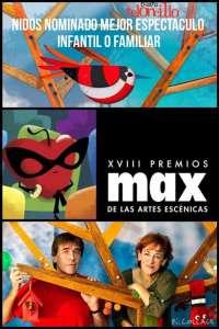 'Nidos', de Teloncillo Teatro, finalista de los Premios Max de las Artes Escénicas 2015