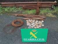 Detenidas dos personas por robar material de pesca en el muelle de O Barqueiro (A Coruña)