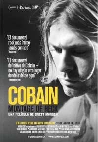 El documental autorizado sobre Kurt Cobain podrá verse en Cinesa Parque Principado