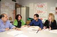 IU-CA incorpora a su programa las propuestas de la Fundación Secretariado Gitano