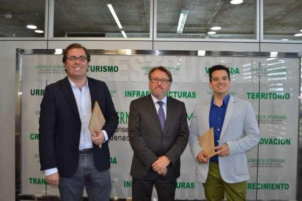 Trujillo y Baños contarán con un Centro de los Descubridores y un Centro del Termalismo, respectivamente