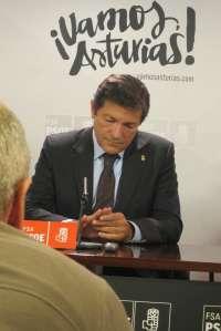 Javier Fernández, partidario de que la subasta de interrumpibilidad se haga ahora