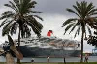 Más de 10.000 cruceristas visitarán Las Palmas de Gran Canaria durante el fin de semana