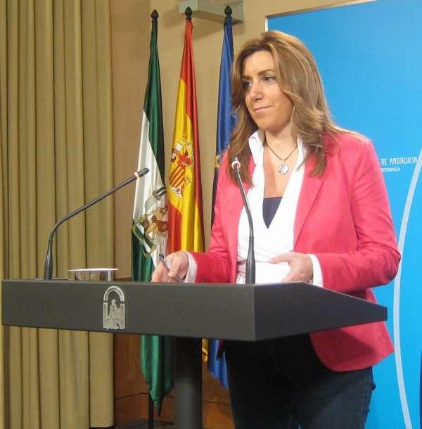 Díaz afirma que Andalucía