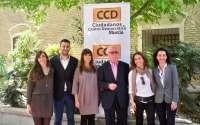Felipe Cervantes y Esther García presentan Ciudadanos de Centro Democrático como alternativa política de centro