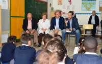 Sánchez destaca esfuerzo de los colegios para hacer planes lectores