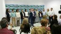 El alcalde popular de Herrera aspira a un nuevo mandato con la promesa de