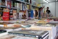 Canal Sur apoya las ferias del libro de Andalucía con información y entrevistas a los personajes más destacados