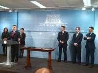 Urkullu dice que el Gobierno intentará volver a presentar la ley de Administración