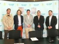 Los Alcázares y San Javier acogen la exposición Geolidías Región de Murcia 'Navegando entre volcanes'