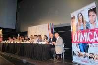 Alfonso Albacete presenta 'Solo química', una comedia de amor y lujo