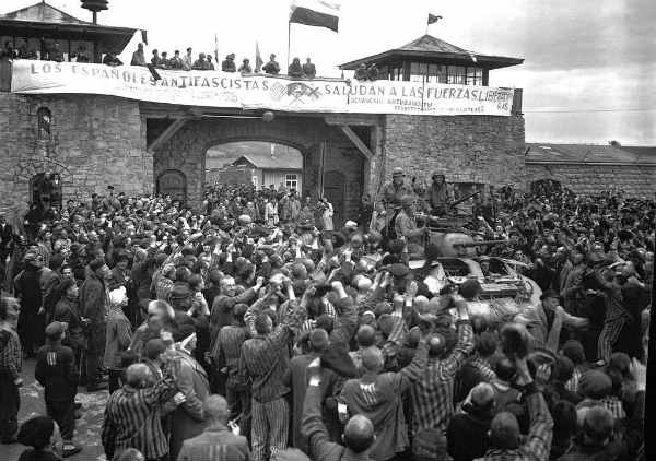 Liberación de Mauthausen