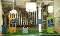 Helios y Bea Hermanos ganan el concurso de escaparates sobre reciclaje de aparatos eléctricos y electrónicos