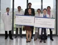 El Hospital Universitario Son Espases entrega las ayudas para programas de formación continuada para facultativos