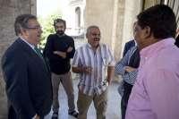 Zoido anuncia el rodaje en Sevilla de una super producción de 'Bollywood' a partir del miércoles