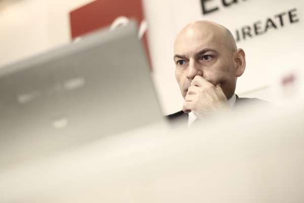 Pablo Ruz y Gómez Bermúdez participan desde este lunes en un congreso de la Universidad de Murcia