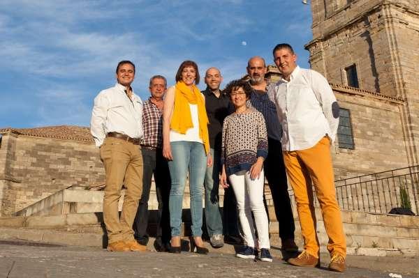María Asun García lidera la lista del PR+ a la Alcaldía de Navarrete
