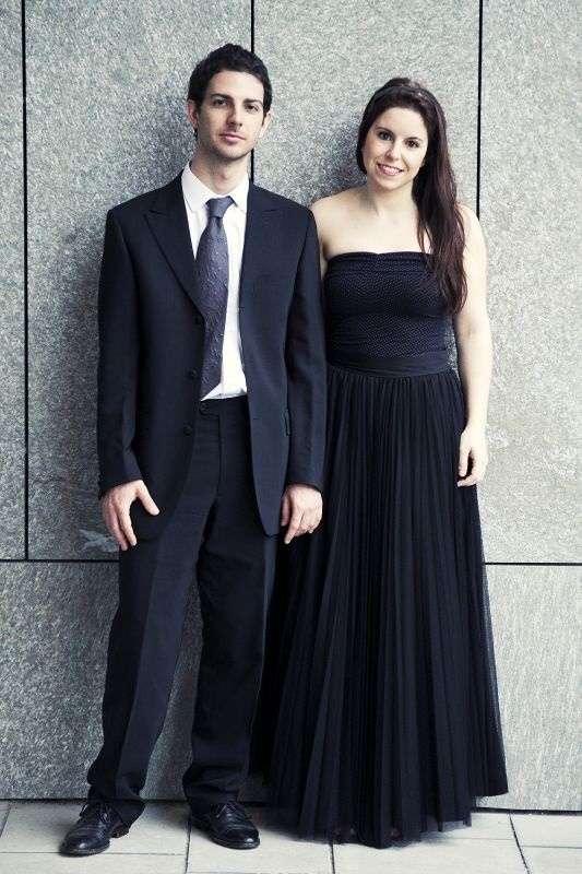 Beatriz Blanco y Federico Bosco cierran el día 15 el curso de Juventudes Musicales de Valladolid con Chopin y Franchomme