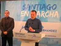 Hernández propone acabar con la dispersión de los servicios municipales y aumentar la transparencia en la gestión