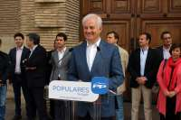Suárez (PP) considera esta legislatura un
