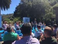 Navarro (PP) afirma que bajará los impuestos en Canarias y que devolverá a los isleños 253 millones de euros al año