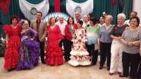 Los centros de participación activa de personas mayores celebran el Día de la Cruz