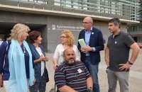 Integrantes de Málaga para la Gente firman un código ético que limita el sueldo y la actividad pública