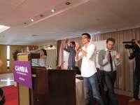 Errejón (Podemos) cree que Jaén puede aportar