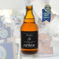 La cerveza extremeña Cerex Pilsen obtiene dos estrellas de oro en los Superior Taste Awards de Bruselas