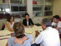 Andreu propone una Ley de Agricultura Social y apuesta por la agricultura ecológica