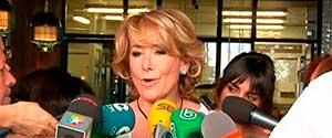 Esperanza Aguirre (PP)