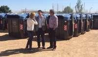 Extremadura se marca como objetivo reciclar el 50 por ciento de los residuos municipales antes de 2020