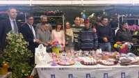 Casi 25 expositores en la VI Feria de la Primavera de Biescas