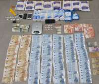 Detenidas tres personas por tráfico de drogas en Mallorca
