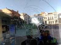 PP de Tomelloso denuncia que su sede de campaña ha amanecido con pintadas y destrozos