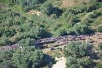 Activan desde este lunes el Plan Romero con 6.000 efectivos para garantizar la seguridad en la romería del Rocío
