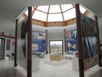 El Museo del Petróleo de Sargentes de la Lora (Burgos), único en España muestra el proceso de formación del 'oro negro'