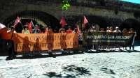 Los trabajadores del consorcio Aprop se concentran en Palma