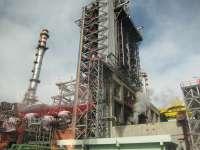 Petronor pone en marcha la Unidad FCC tras reparar el compresor de aire que causó la parada