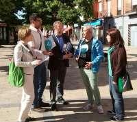 Saravia (VTLP) propone un estudio completo de las plazas urbanas para modificar algunas y crear otras nuevas