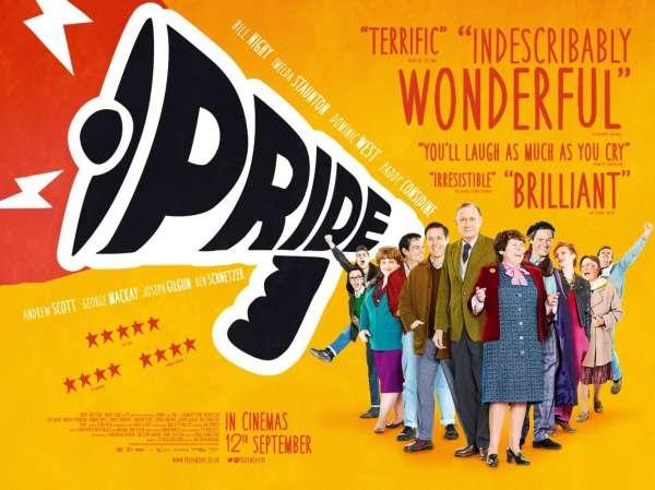 La cinta británica 'Pride' inaugura este lunes la X Muestra de Cine LGTB en la Filmoteca