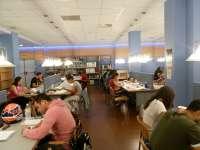 La Biblioteca CAI 'Mariano de Pano' amplía su horario para los exámenes finales